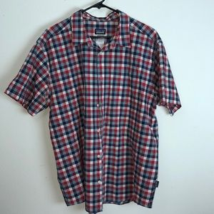 Patagonia button front shirt